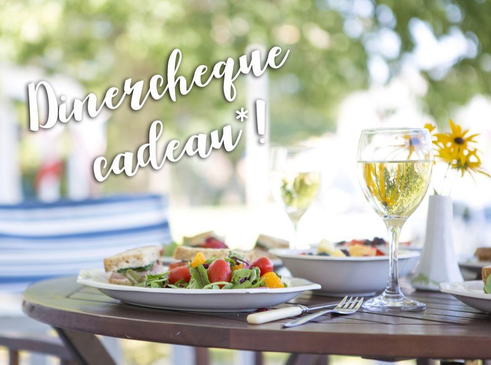 Bij een nieuwe vertaalopdracht VVV-Dinercheque t.w.v. € 25 cadeau